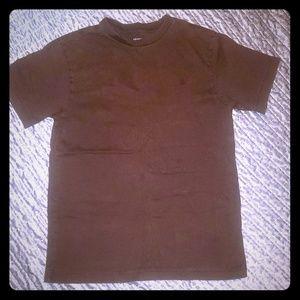 Brown Old Navy Boy's Tee shirt